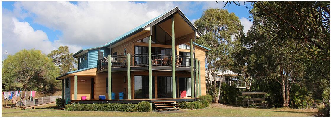 Driftwood Holiday House Fraser Island